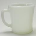 ファイヤーキング Dハンドルマグカップ 【ホワイト】 アンティークコレクション